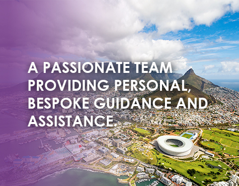 A passionate team providing personal, bespoke guidance and assistance. | De Saude-Darbandi Attorneys